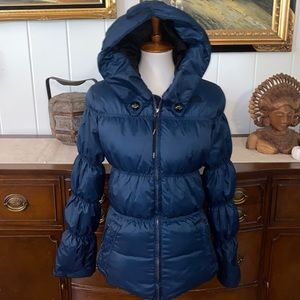 The North Face size Small down jacket coat puffer